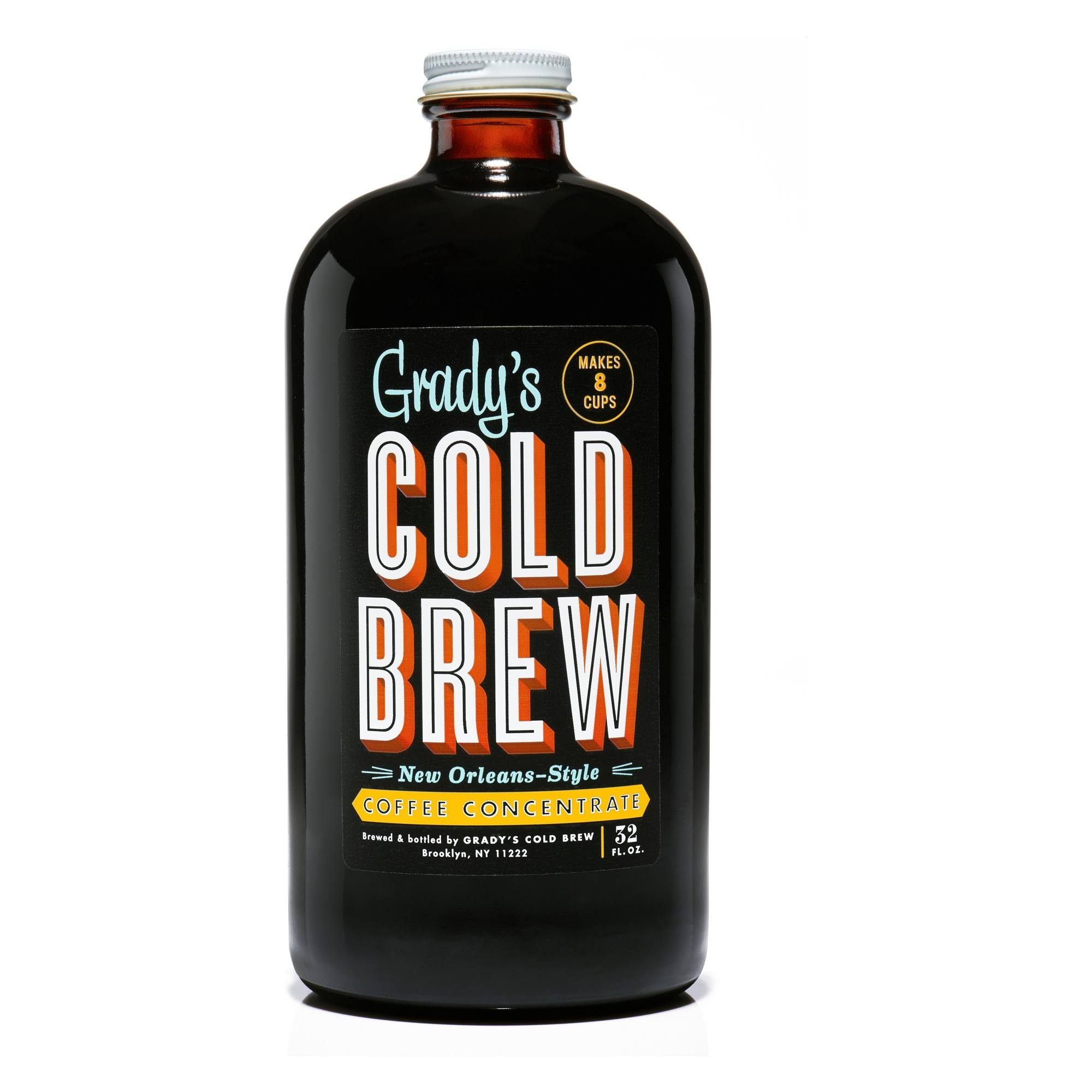 Grady's Cold Brew Iced Coffee - 32oz