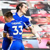 Manchester United vs. Leicester City - Football Match Report - May ...