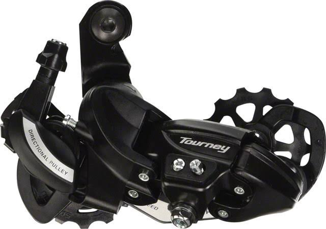 Shimano Tourney Ty500 Long Cage Derailleur - 6/7-speed, Rear
