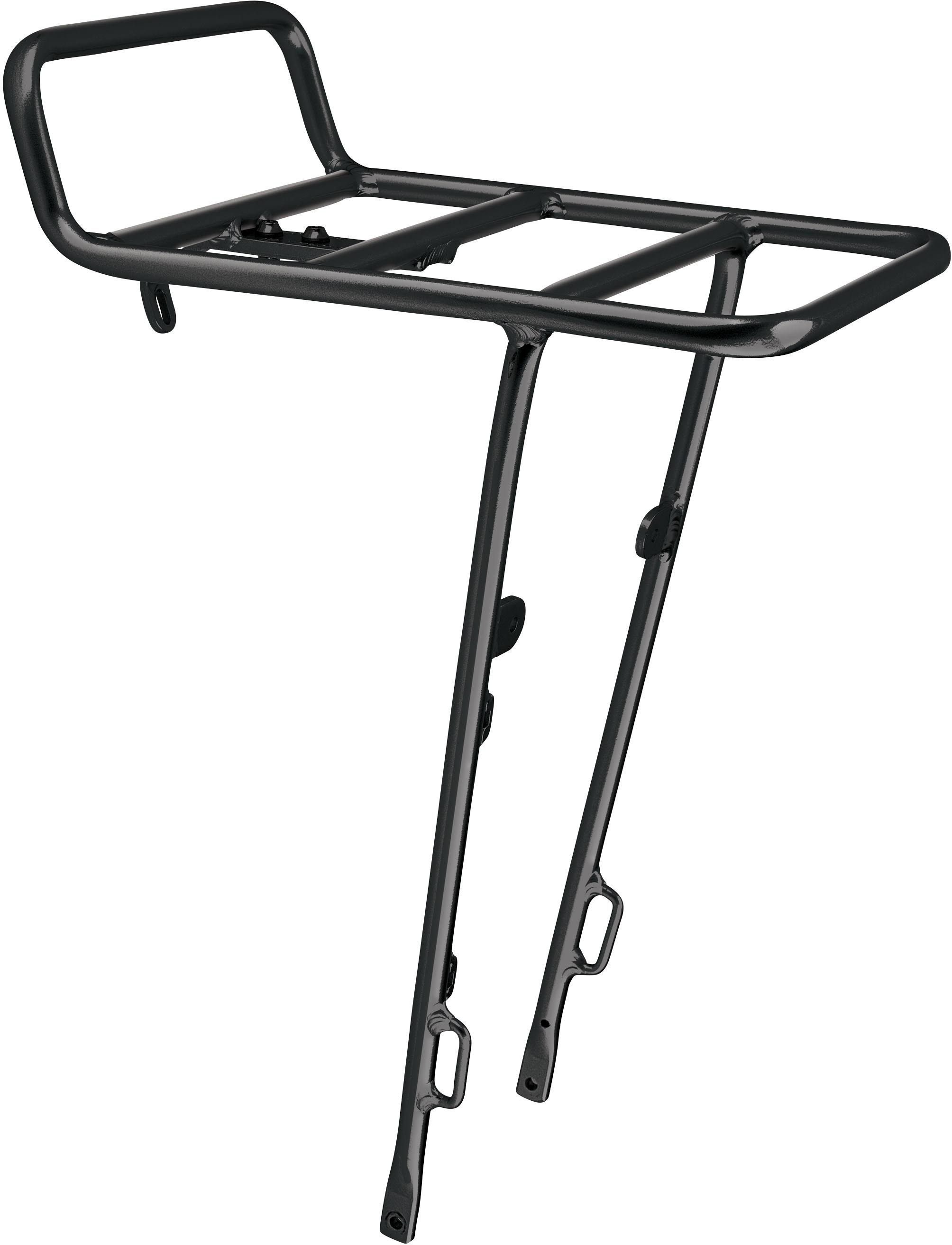 Electra Commute Front Rack - Black