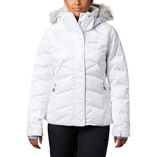 Columbia Women's Lay D Down II Jacket - L - White