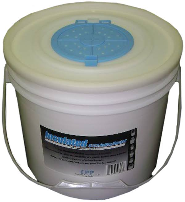 Challenge Insulated Bucket with Lid 3.5 Gallon