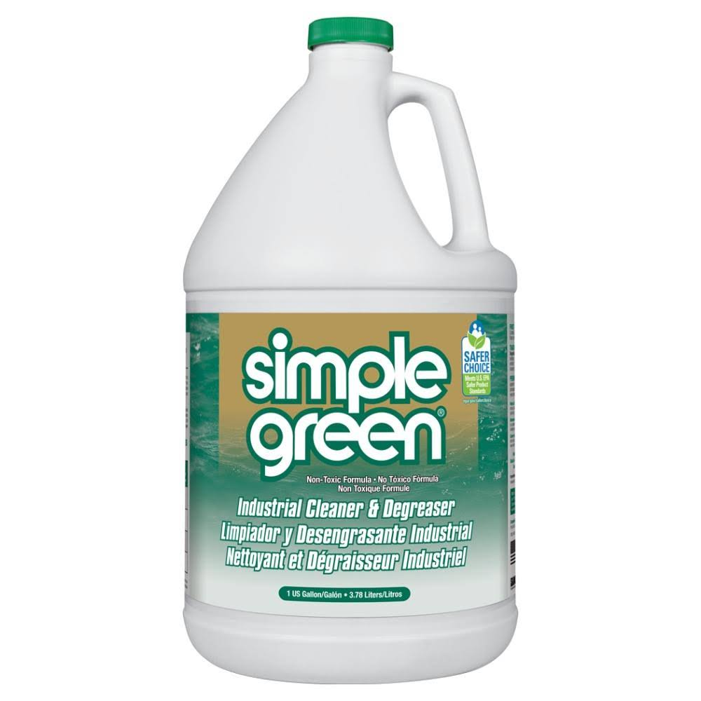 Simple Green All Purpose Concentrated Cleaner - 1 Gallon