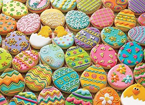 Cobble Hill Easter Cookies Jigsaw Puzzle