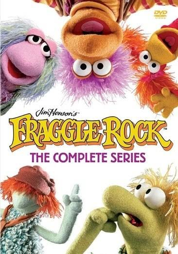 Fraggle Rock: The Complete Series (dvd)
