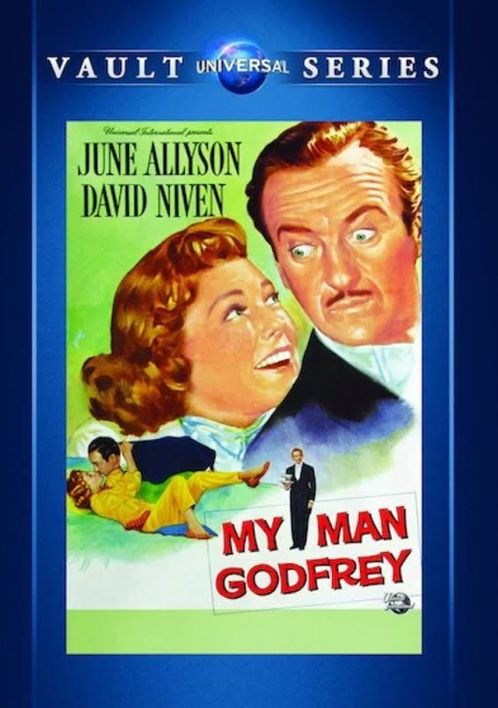 My Man Godfrey - DVD