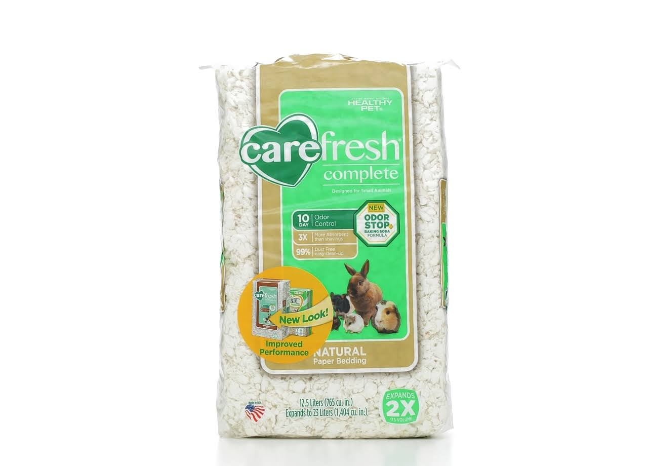 Carefresh Complete Ultra Pet Bedding - 23L