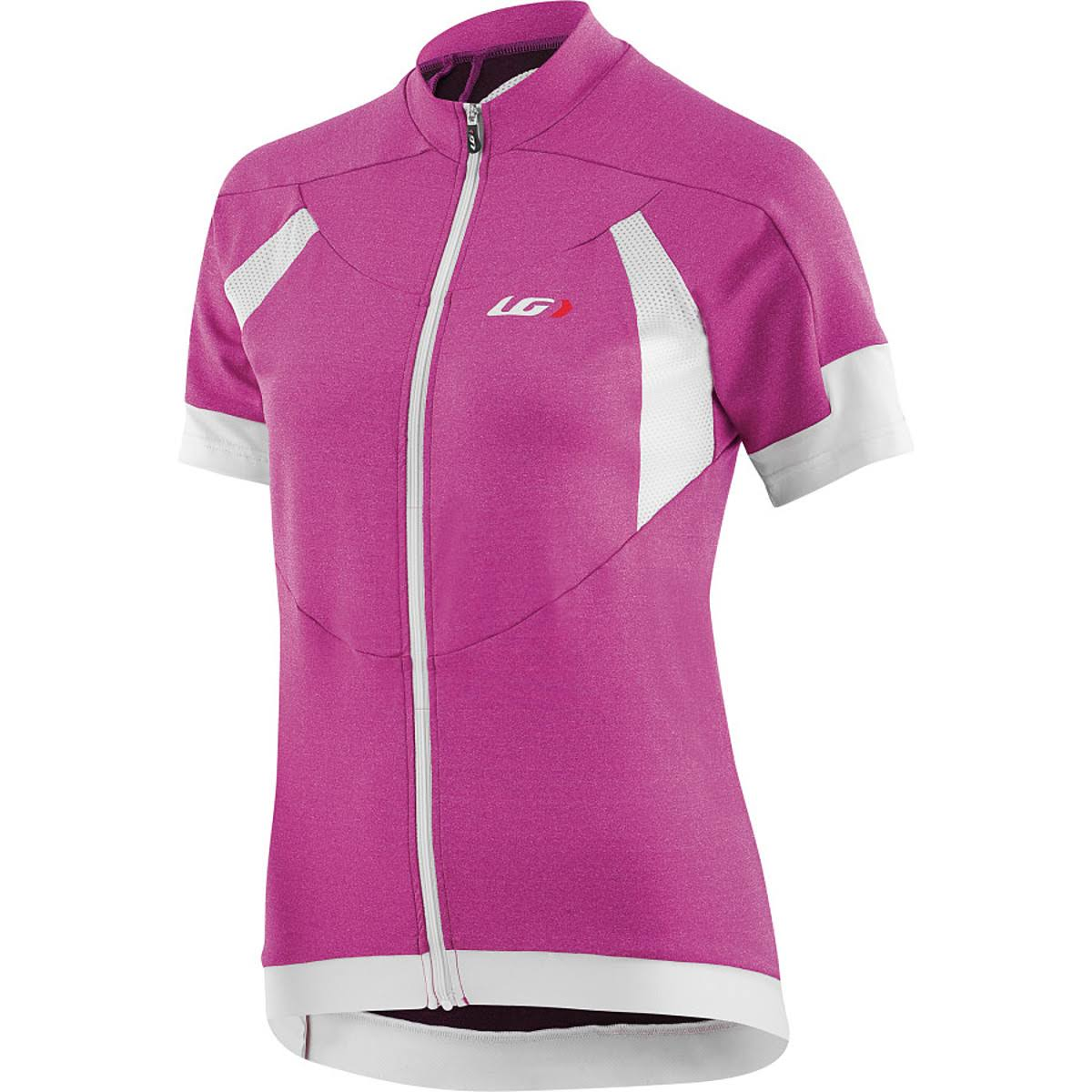 Louis Garneau Women's Icefit Jersey - Small - Candy Purple