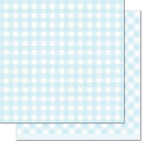Lawn Fawn Gotta Have Gingham Ruth Paper