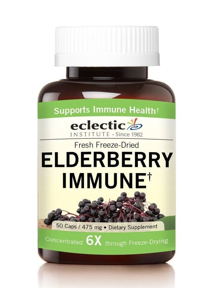 Eclectic Institute - Elderberry Immune FD V-50