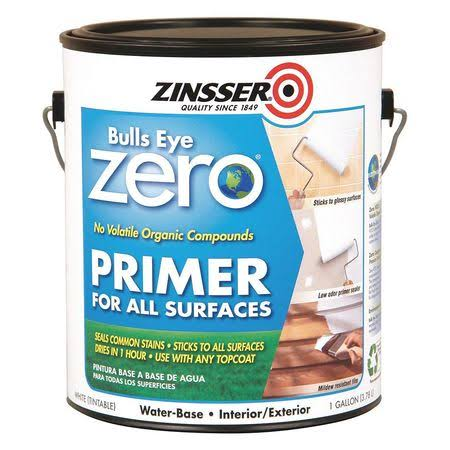 Zinsser Bulls Eye Zero Primer-Sealer