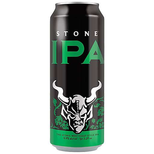Stone IPA Tall Can - 19.2oz