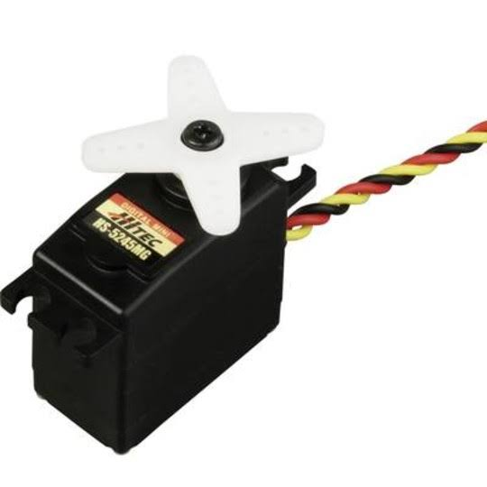 Hitec 35245S Hs-5245mg Digital Mighty Mini Bb Servo