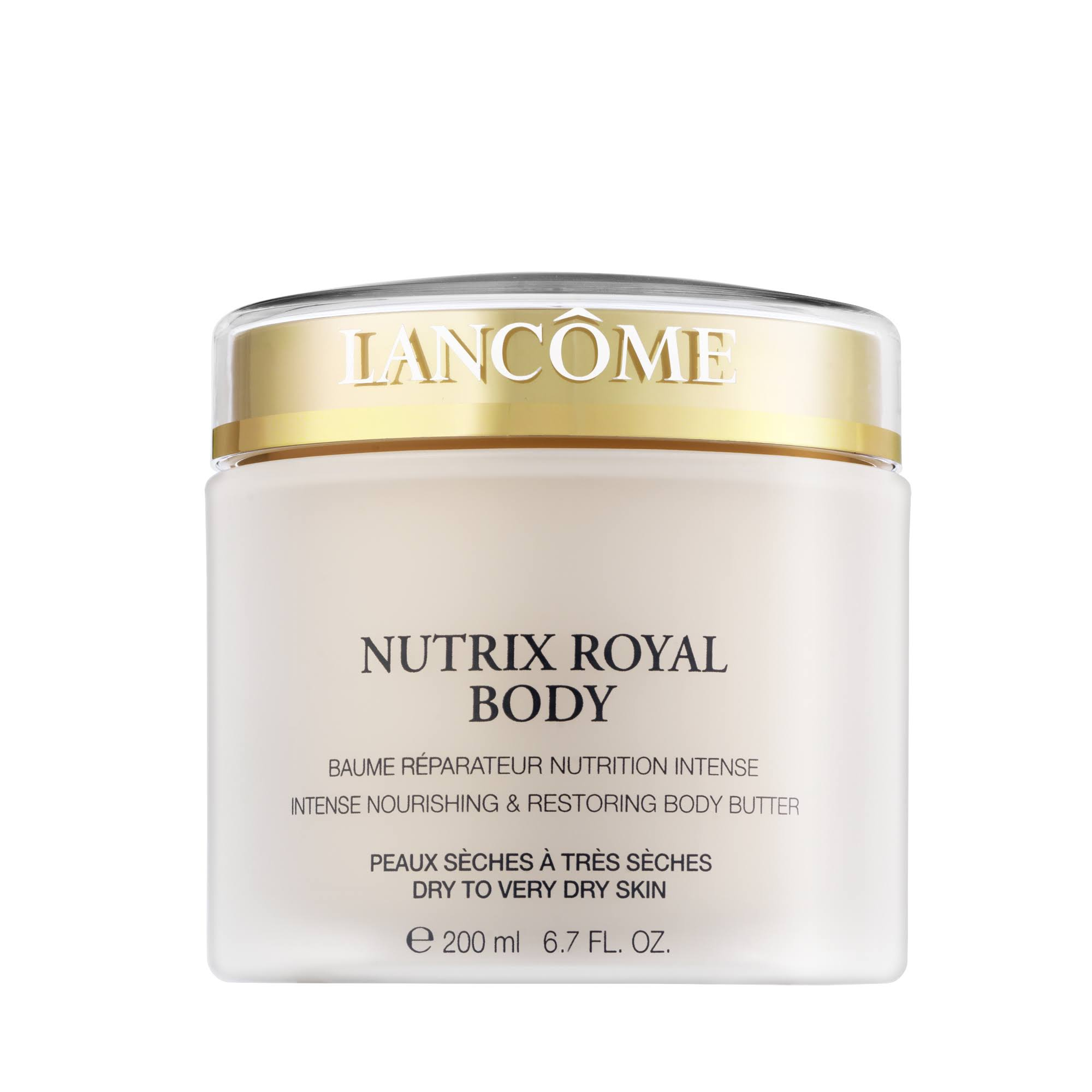 Lancome Nutrix Royal Body Butter - 200ml