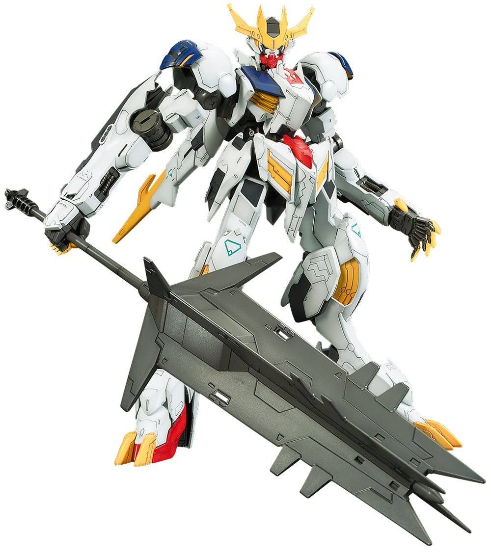 Bandai Full Mechanics Gundam Barbatos Lupus Rex Iron Model Kit - 1/100 Scale
