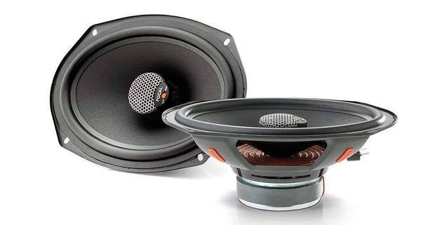 "Focal ICU 690 Universal Integration 6x9"" 2-Way Coaxial Car Speakers"