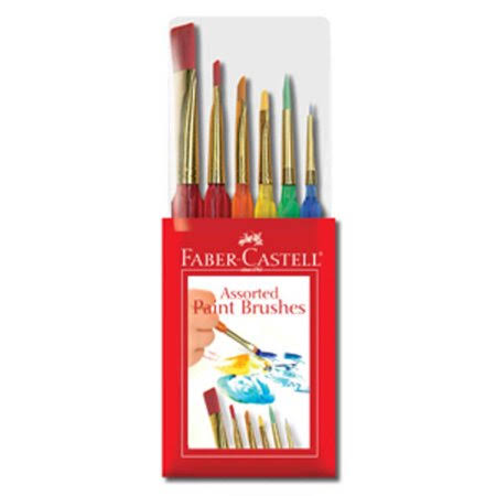 Faber-Castell - Assorted Brush Set
