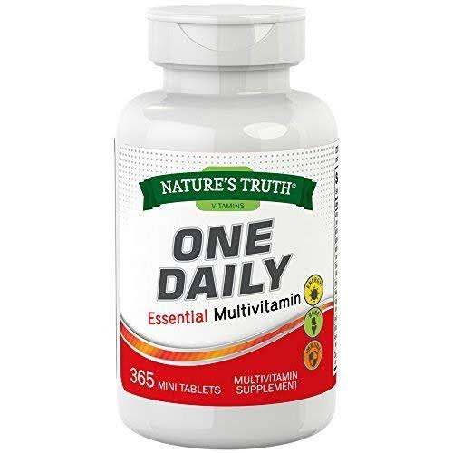 Nature's Truth One Daily Essential Multivitamin Tablets, 365 Count