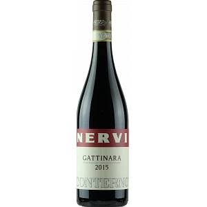 Nervi Gattinara Red Wine - Piedmont, Italy