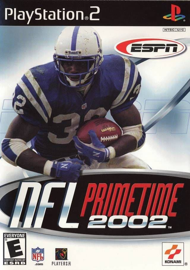 Espn Nfl Prime Time 2002 - PlayStation 2