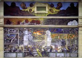 Denver International Airport Murals Location by Detroit Industry Murals Wikipedia