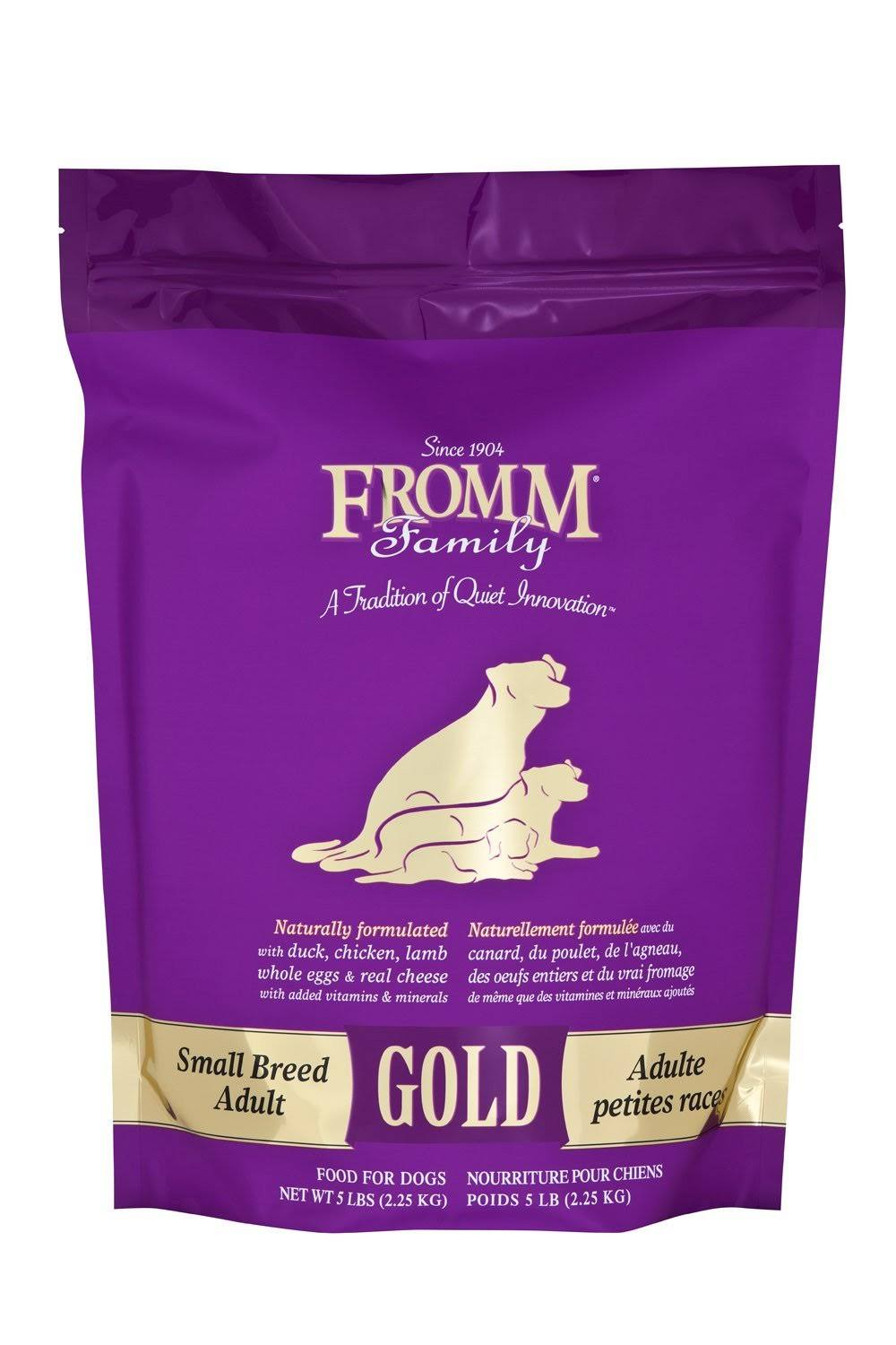 Fromm Gold Dry Dog Food - Small Breed