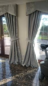 Modern Curtains For Living Room Uk by Living Room Velvet Curtains Design With Grey Curtain And Glass