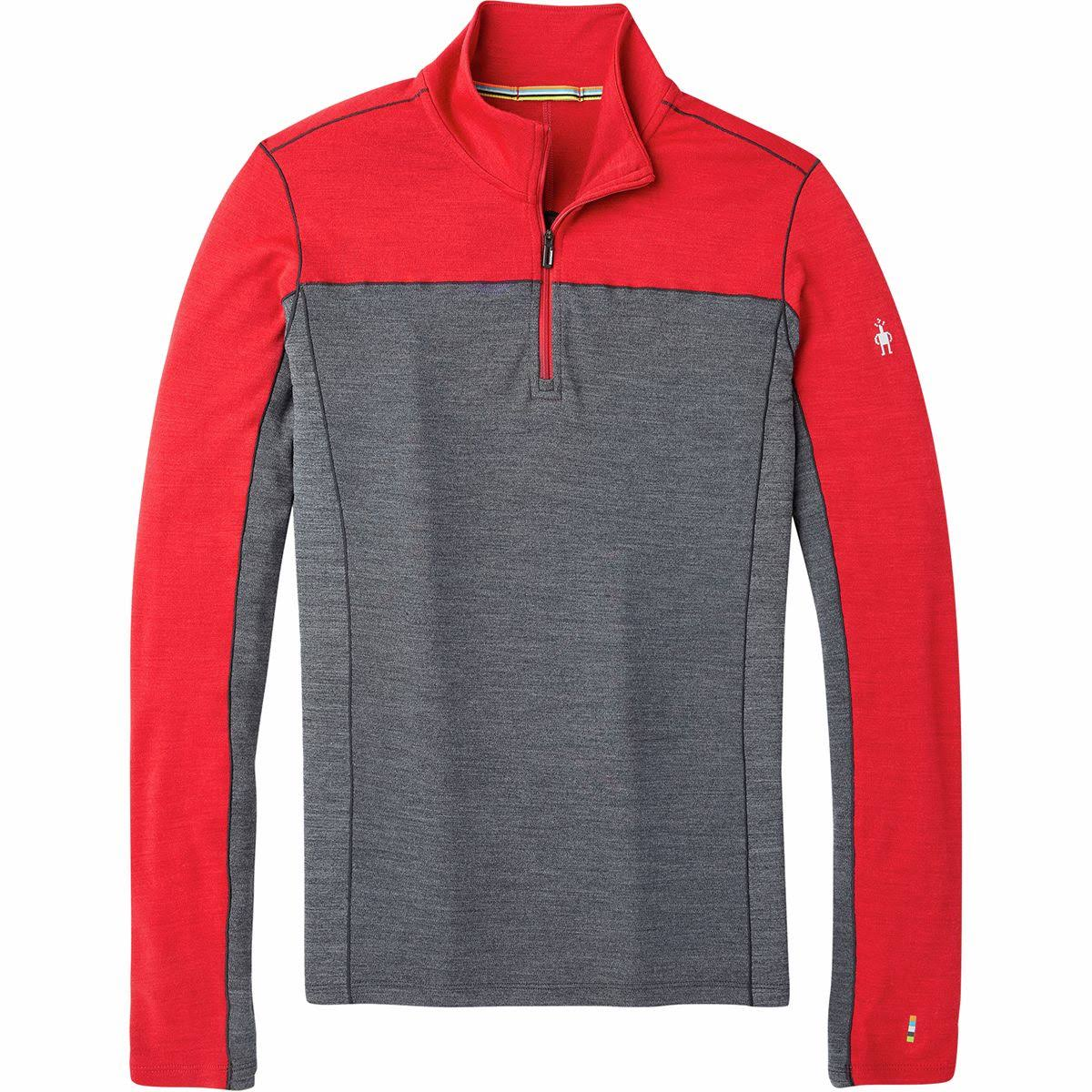 Smartwool Men's Merino Sport 250 Long Sleeve 1/4 Zip