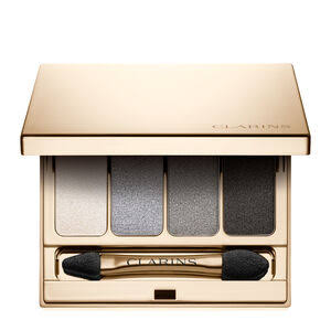 Clarins 4-Colour Eyeshadow Palette - 05 Smokey