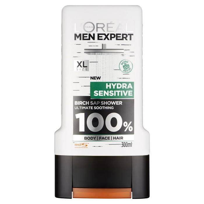 L'Oreal Men Expert Hydra Sensitive Shower Gel - 300ml