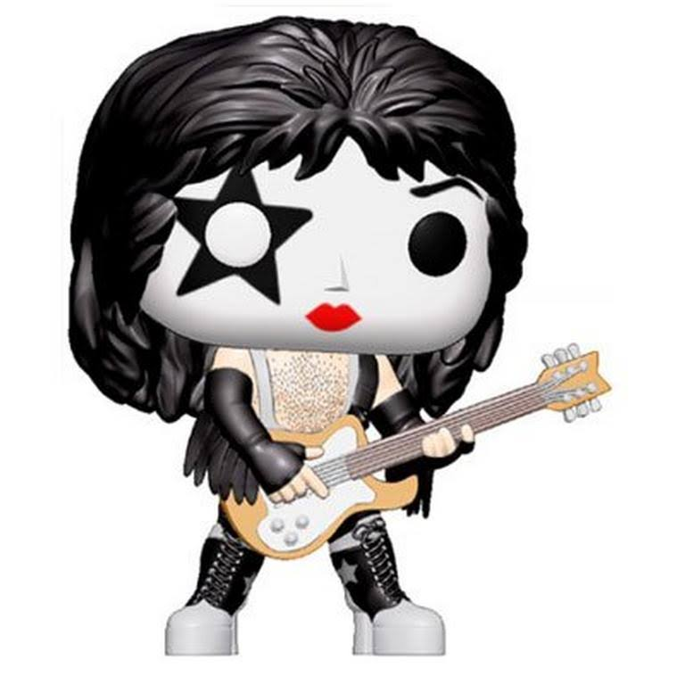 Funko Kiss Starchild Pop Action Figure - 10cm