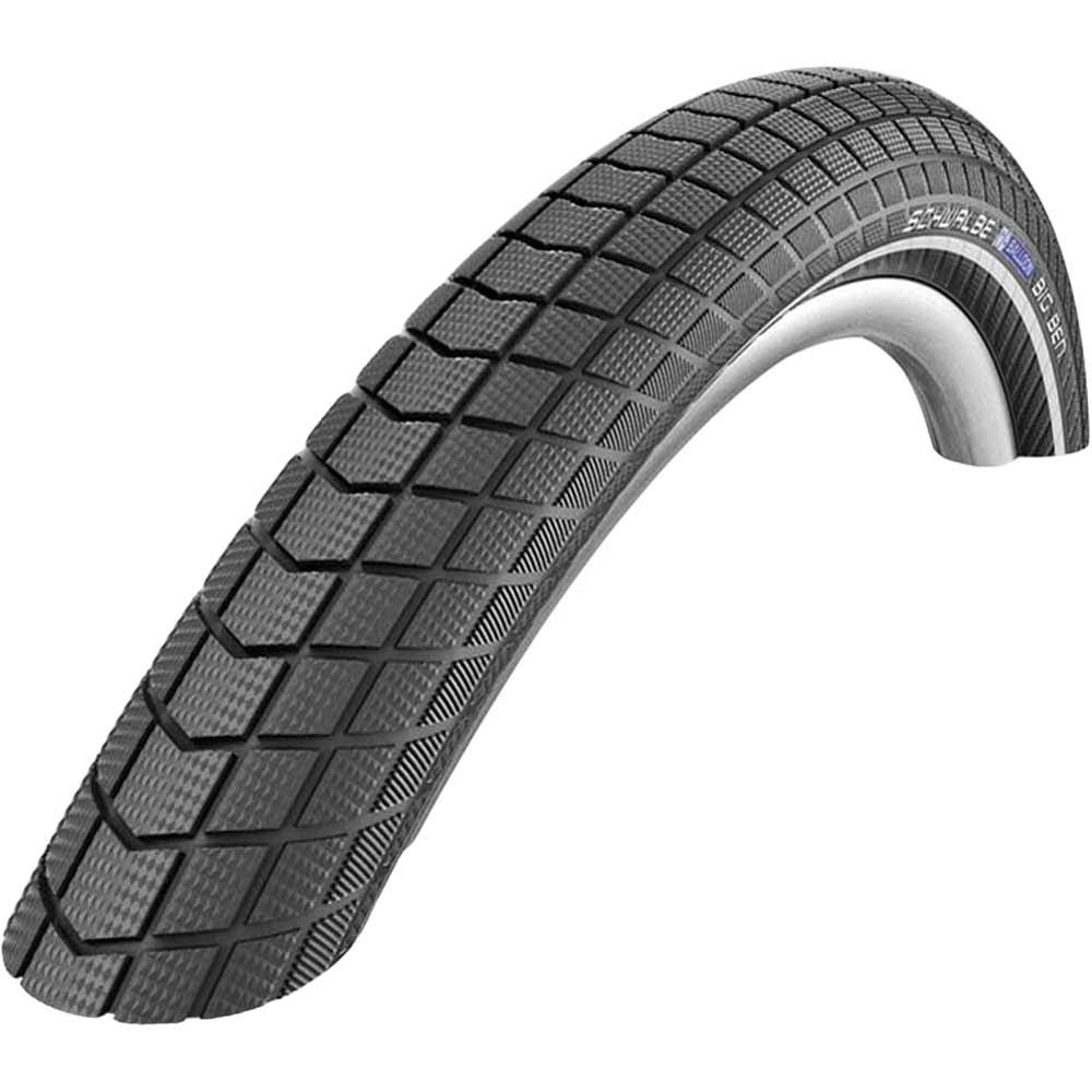 "Schwalbe Big BEN Standard Tire - Black, 20"" x 2.15"""