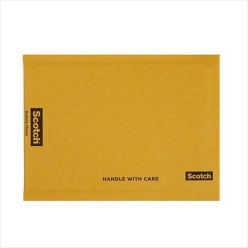 "Scotch Bubble Mailers - 10.5""x 15"""