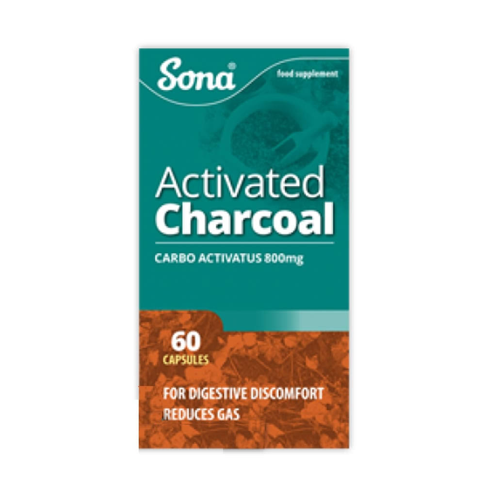 Sona Activated Charcoal