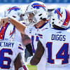 Josh Allen's five TDs help Bills stave off Rams' comeback - Buffalo ...