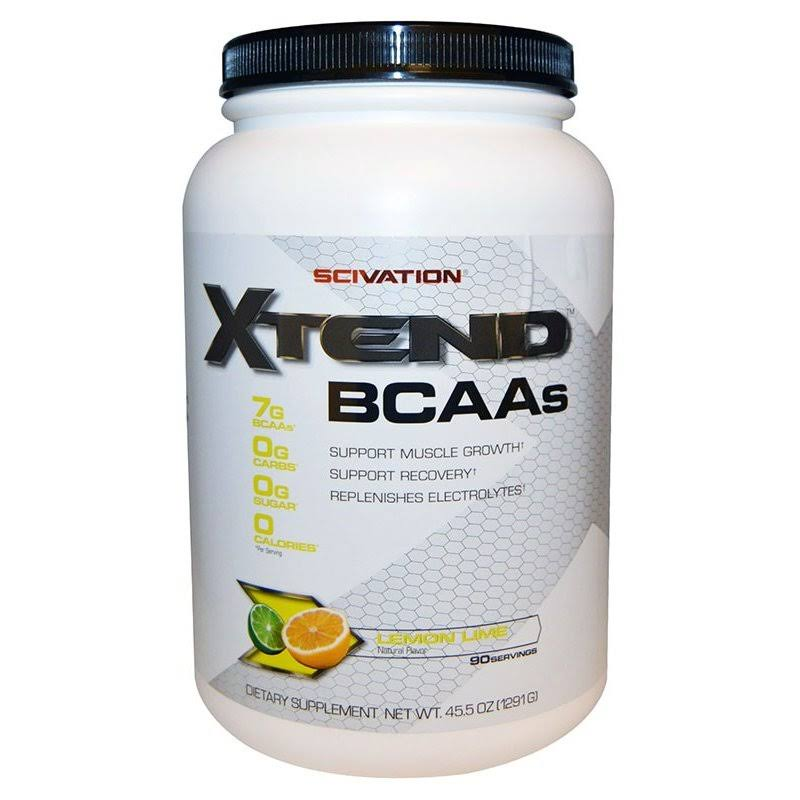 Scivation Xtend Formula - Pineapple