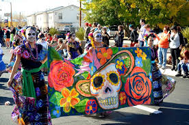 Which Countries Celebrate Halloween The Most by Día De Los Muertos Not Just An American Halloween Her Campus