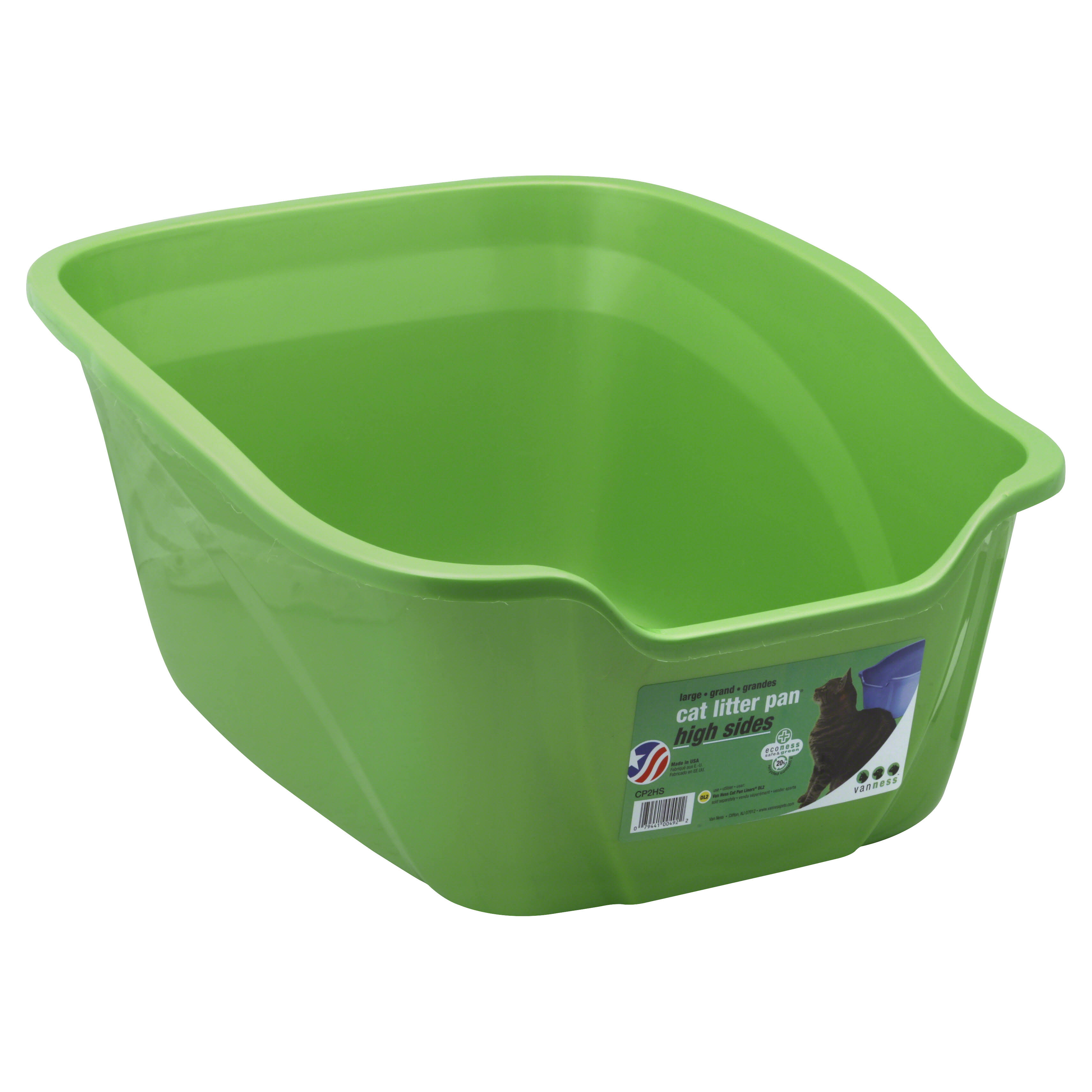 Van Ness High Sides Cat Litter Pan - Large