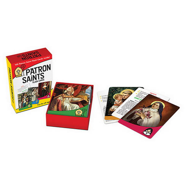 Ambrosiana d3034 Patron Saint Flash Cards ($14.37 @ 4 min)
