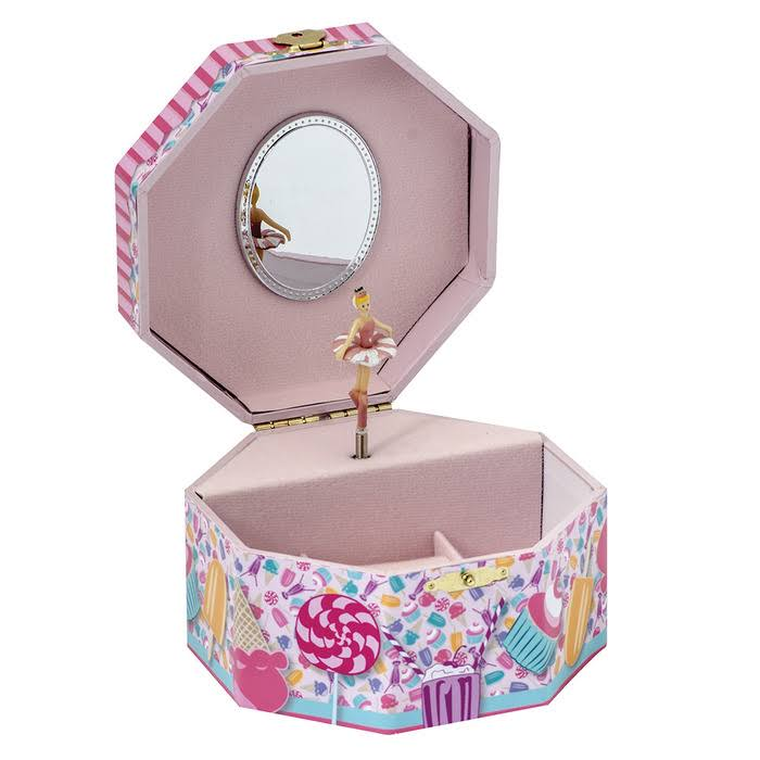 Schylling Candy Shoppe Jewellery Box