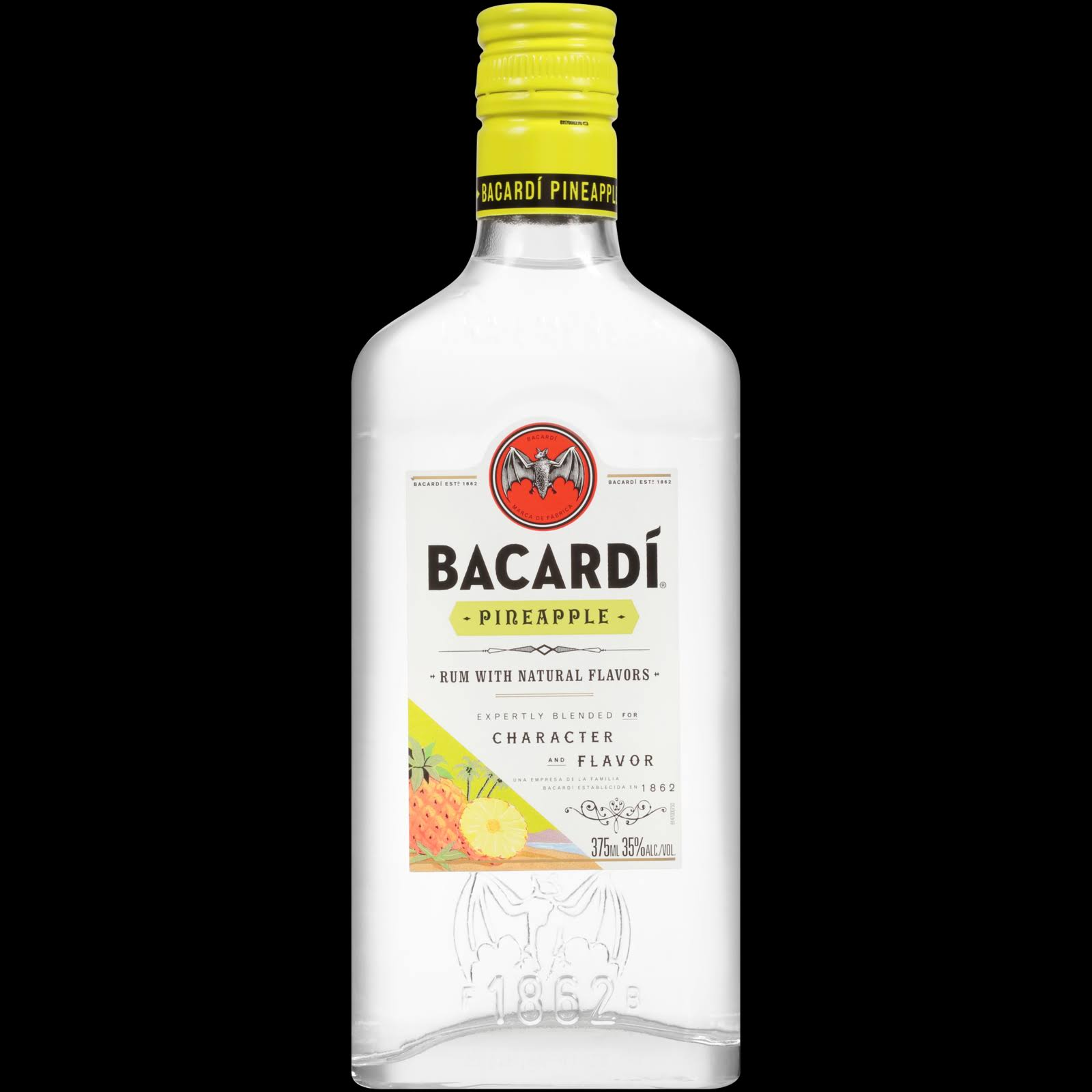 Bacardi Pineapple Rum 375ml