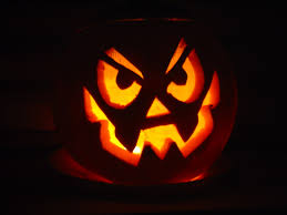 Evil Clown Pumpkin Stencils by Grim And Ghastly Jobs For Halloween Theemployable