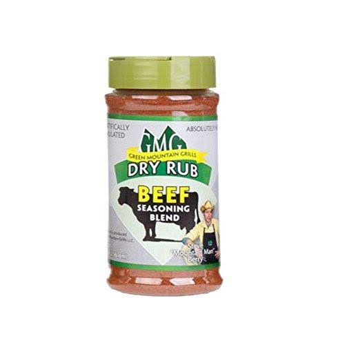 Green Mountain Grill GMG-7001 Dry Rub Beef Seasoning Blend