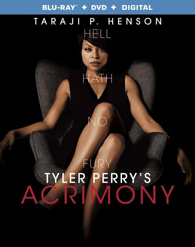 Acrimony - BLU-RAY