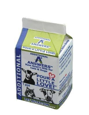 Answers Goat's Milk - 16oz