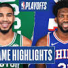 CELTICS at 76ERS | FULL GAME HIGHLIGHTS | August 23 2020