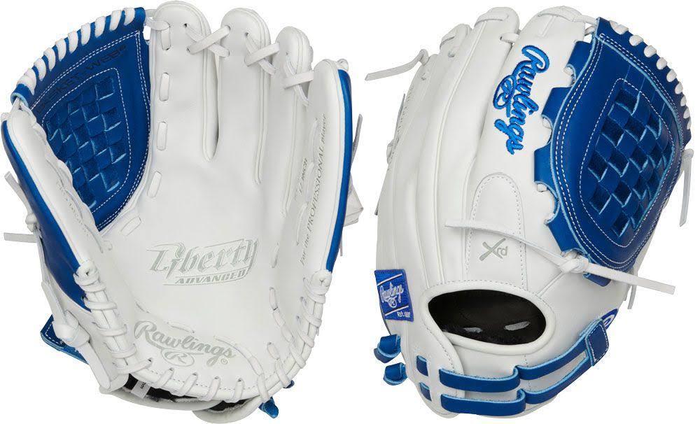 "Rawlings Liberty Advanced Color Series 12"" Fastpitch Softball Glove"