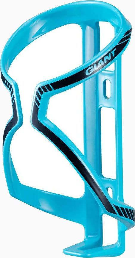 Giant Airway Sport Water Bottle Cage - Blue/Black
