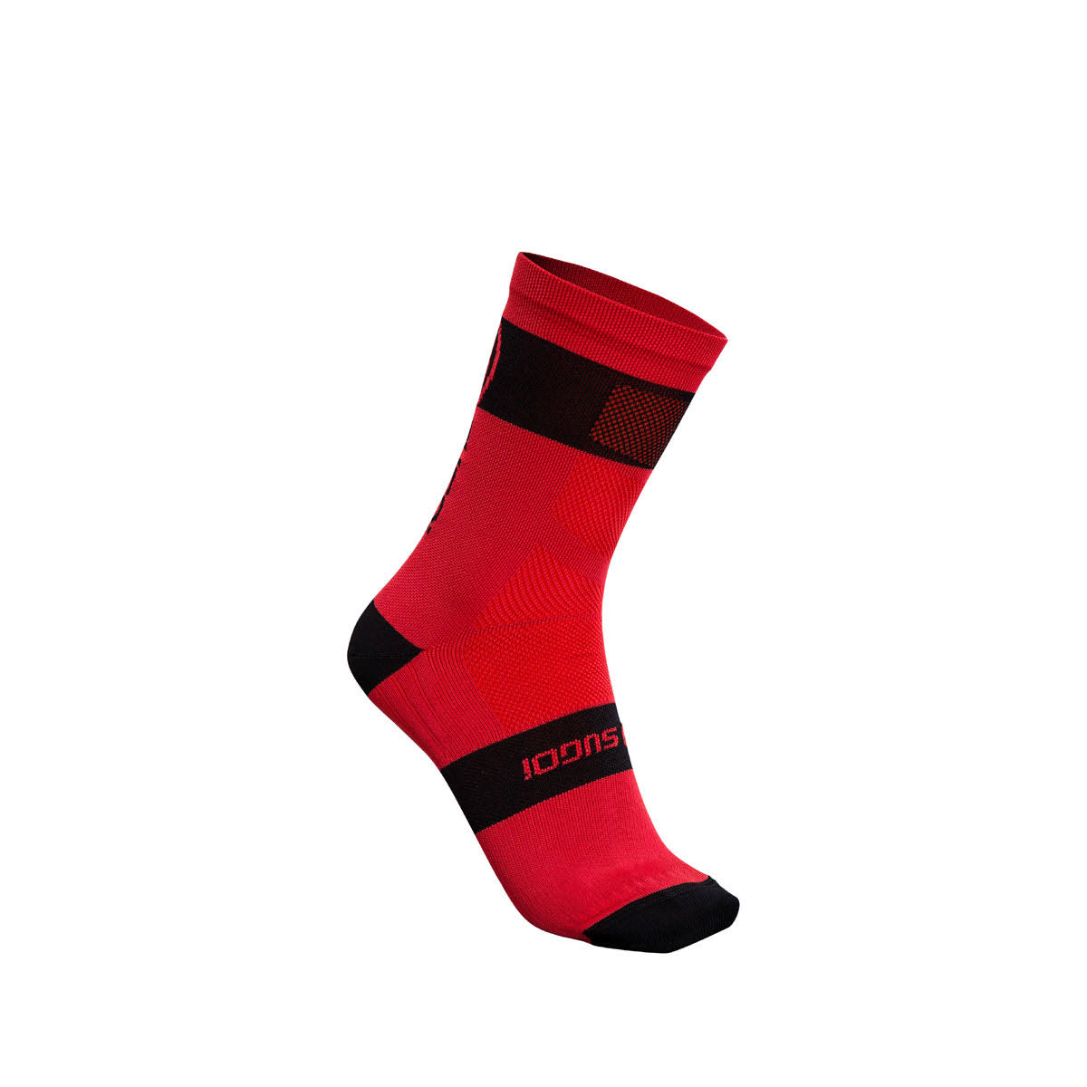 Sugoi Mens RS Crew Socks - Chili Red, Small