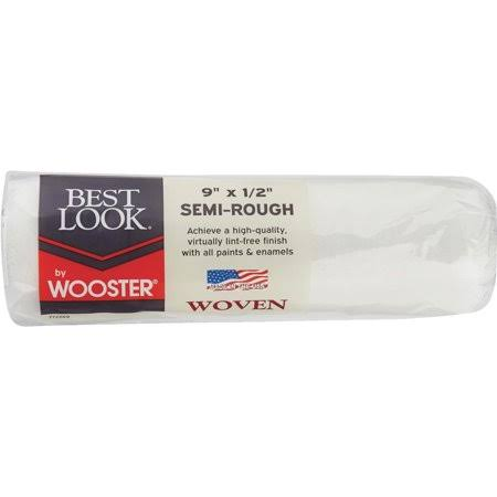 Wooster Brush 9x1/2 Woven Roller Cover DR463-9